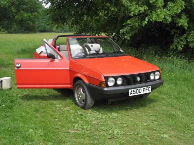 Fiat Ritmo I 1978 - 1982 Cabriolet #5