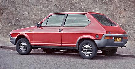 Fiat Ritmo I Restyling 1982 - 1988 Hatchback 5 door #4