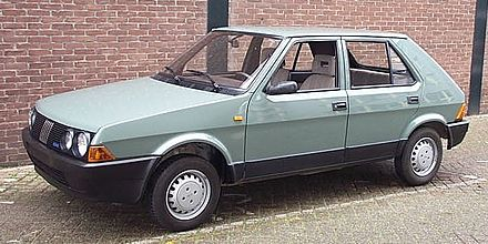 Fiat Ritmo I Restyling 1982 - 1988 Hatchback 5 door #2