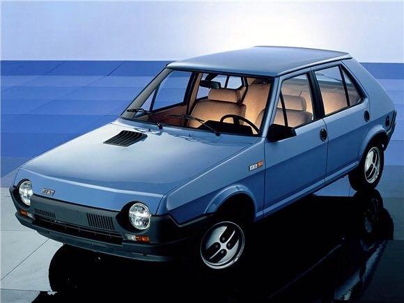 Fiat Ritmo I Restyling 1982 - 1988 Hatchback 5 door #3