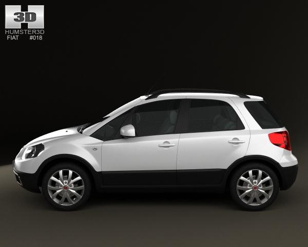 Fiat Sedici 2005 - 2014 Hatchback 5 door #2