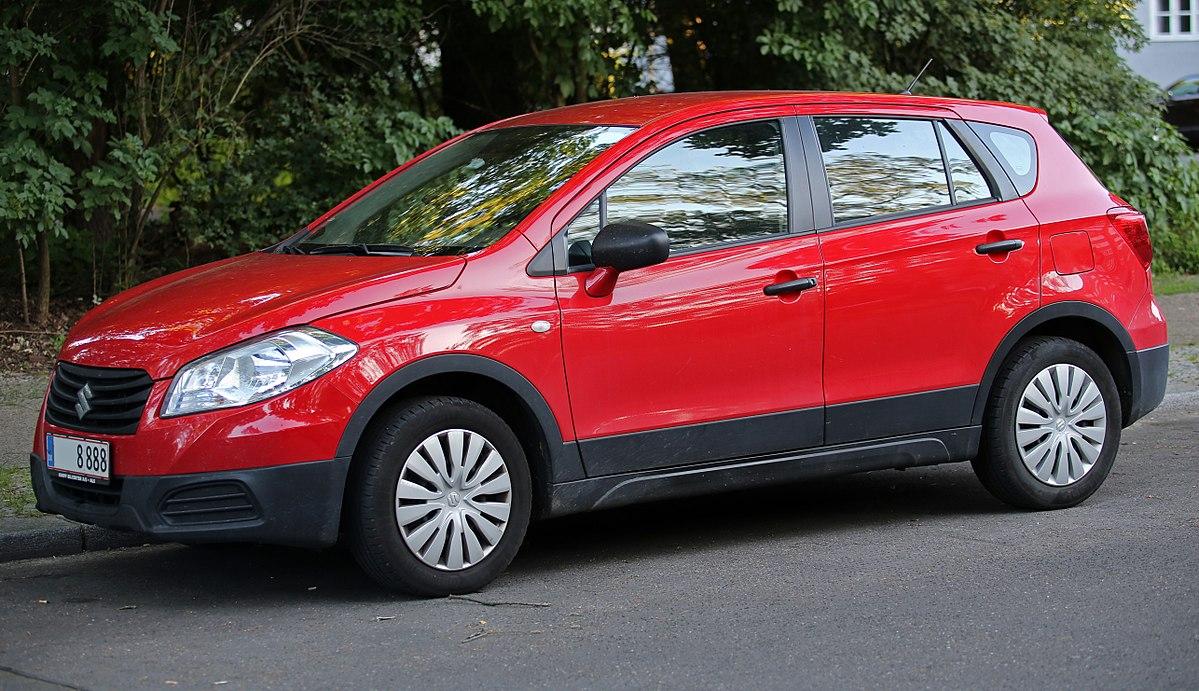 Fiat Sedici 2005 - 2014 Hatchback 5 door #1