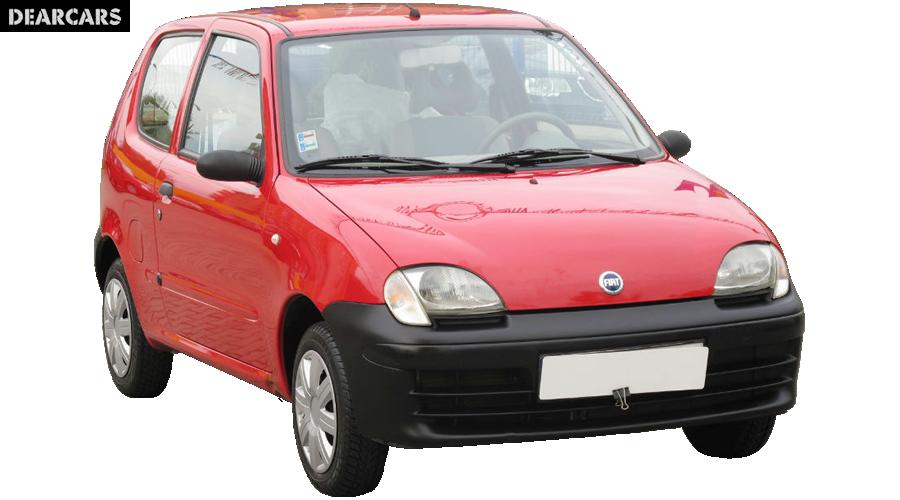 Fiat Seicento I 1998 - 2005 Hatchback 3 door #5