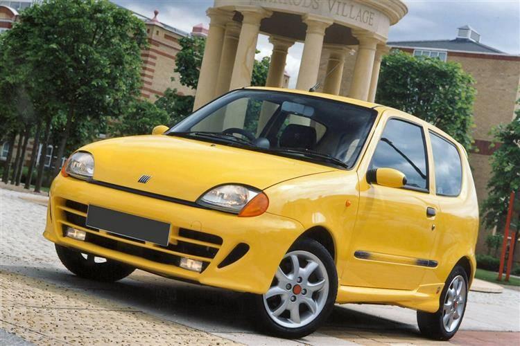 Fiat Seicento I 1998 - 2005 Hatchback 3 door #3