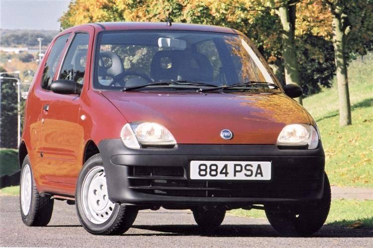 Fiat Seicento I 1998 - 2005 Hatchback 3 door #2