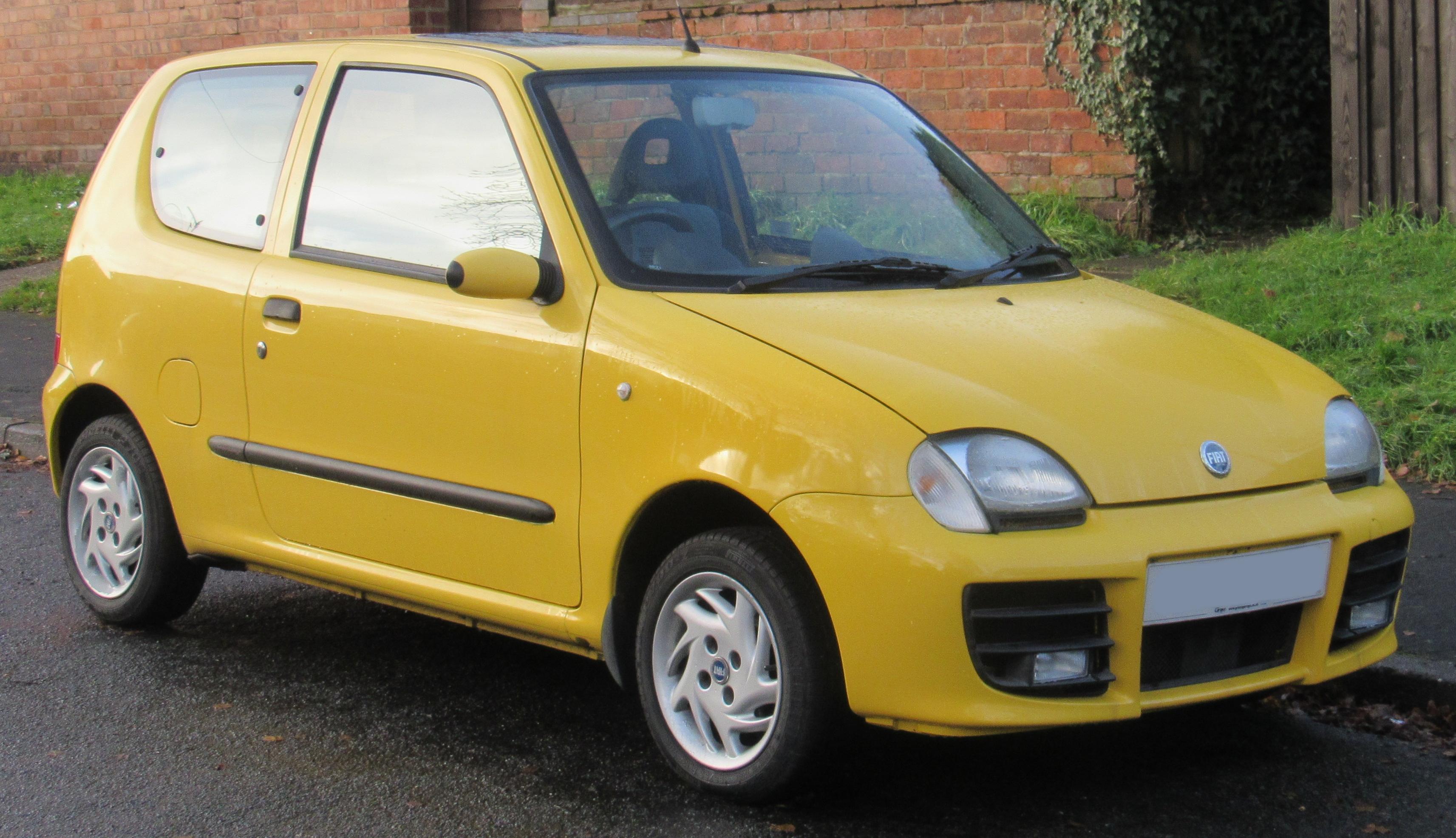 Fiat Seicento I Restyling 2005 - 2010 Hatchback 3 door #2