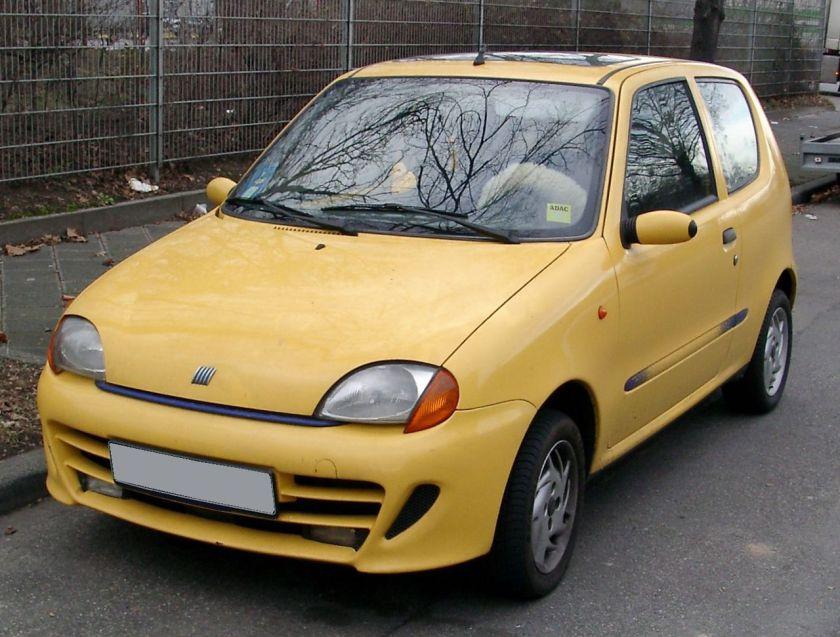 Fiat Seicento I Restyling 2005 - 2010 Hatchback 3 door #4