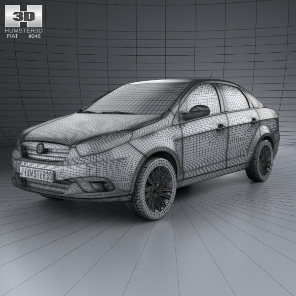 Fiat Siena 1996 - 2012 Sedan #4
