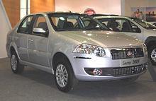Fiat Siena 1996 - 2012 Sedan #1