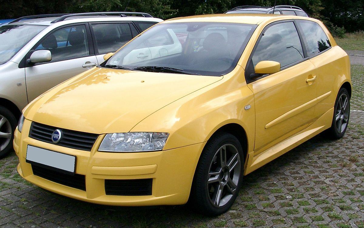 Fiat Stilo 2001 - 2010 Station wagon 5 door #8