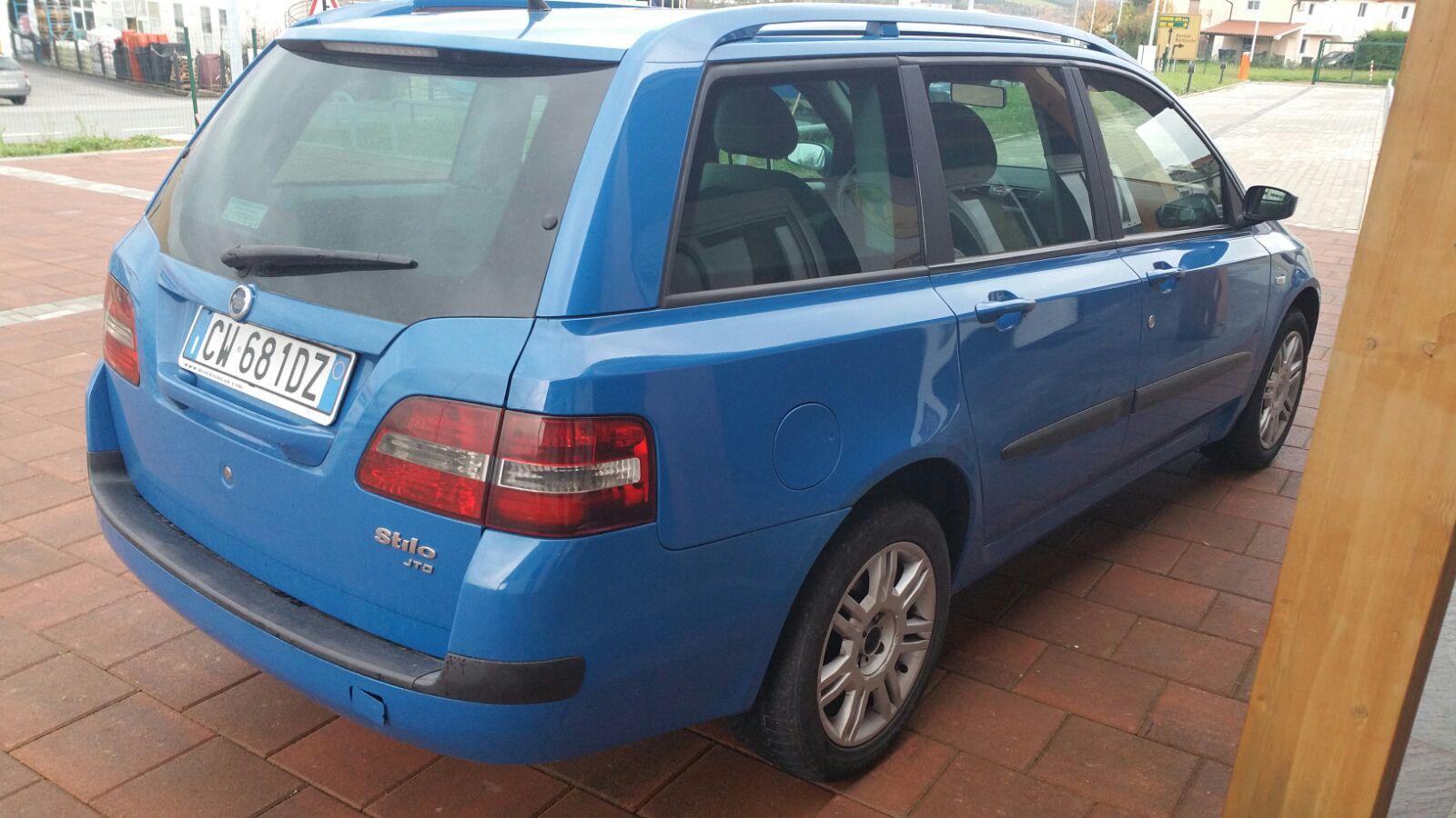 Fiat Stilo 2001 - 2010 Station wagon 5 door #1