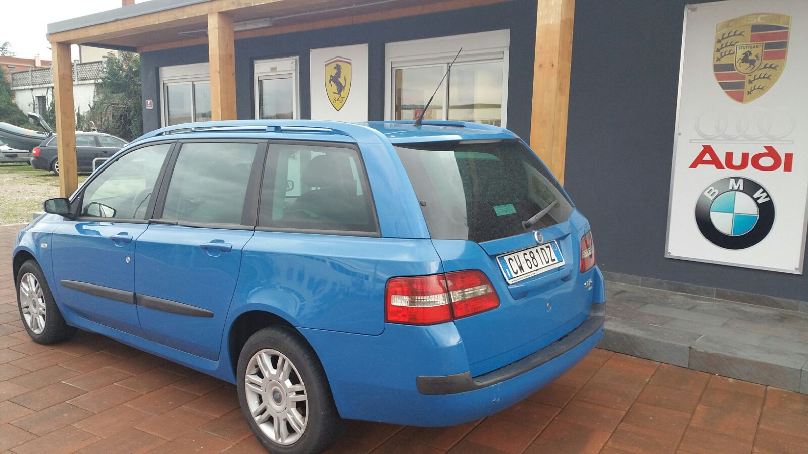 Fiat Stilo 2001 - 2010 Station wagon 5 door #3