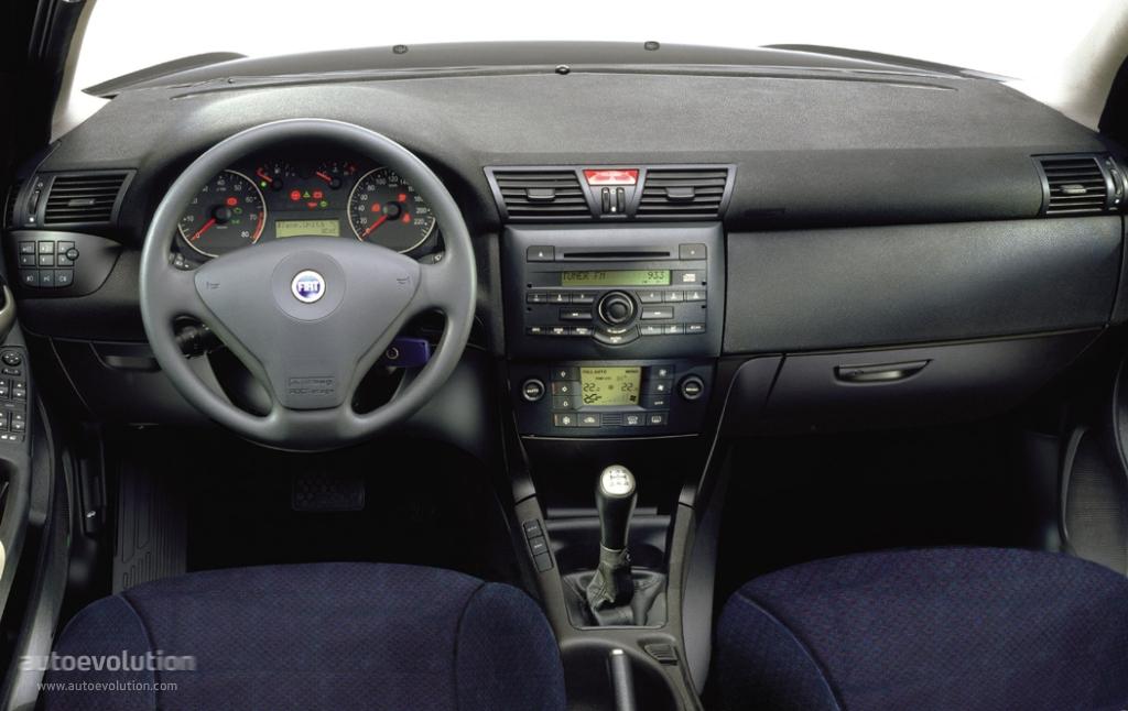 Fiat Stilo 2001 - 2010 Station wagon 5 door #7