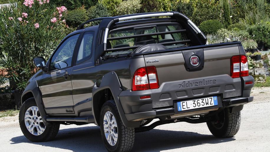 Fiat Strada 1999 - now Pickup #4