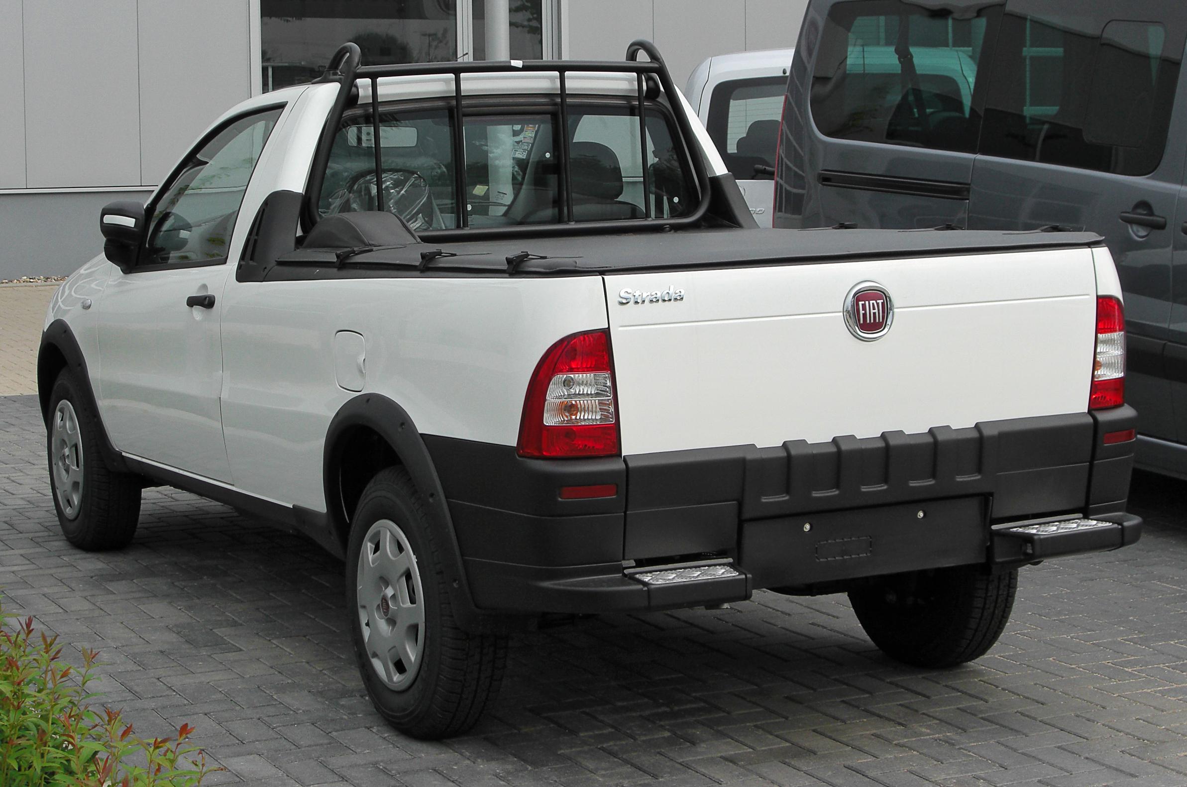Fiat Strada 1999 - now Pickup #1