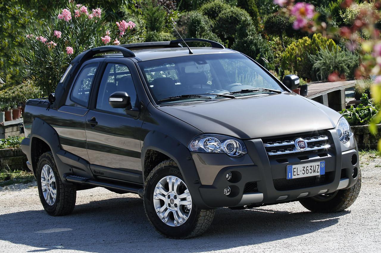 Fiat Strada 1999 - now Pickup #6
