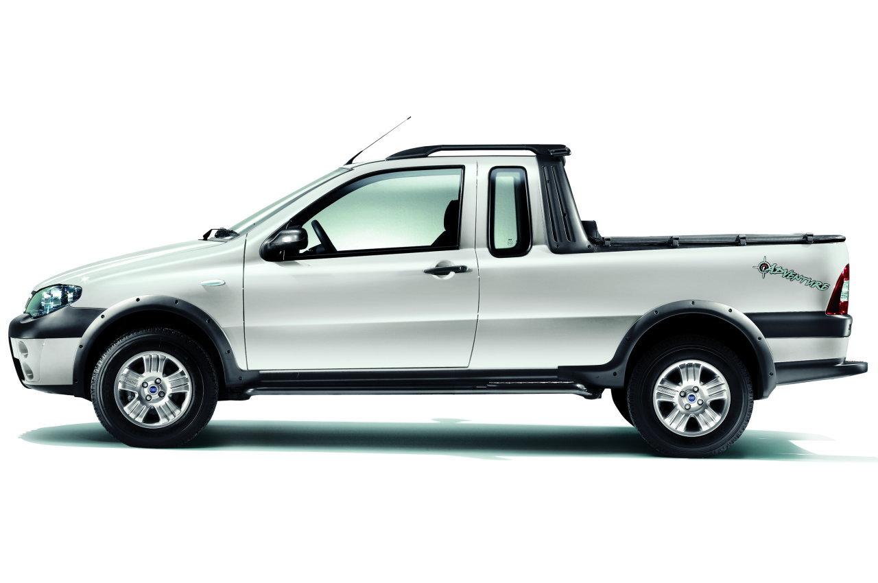 Fiat Strada 1999 - now Pickup #7