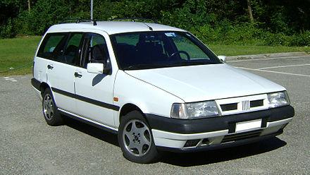 Fiat Tempra 1990 - 1999 Sedan #7