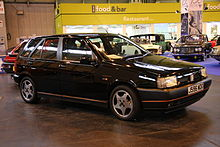 Fiat Tipo 160 1988 - 1995 Hatchback 3 door #2