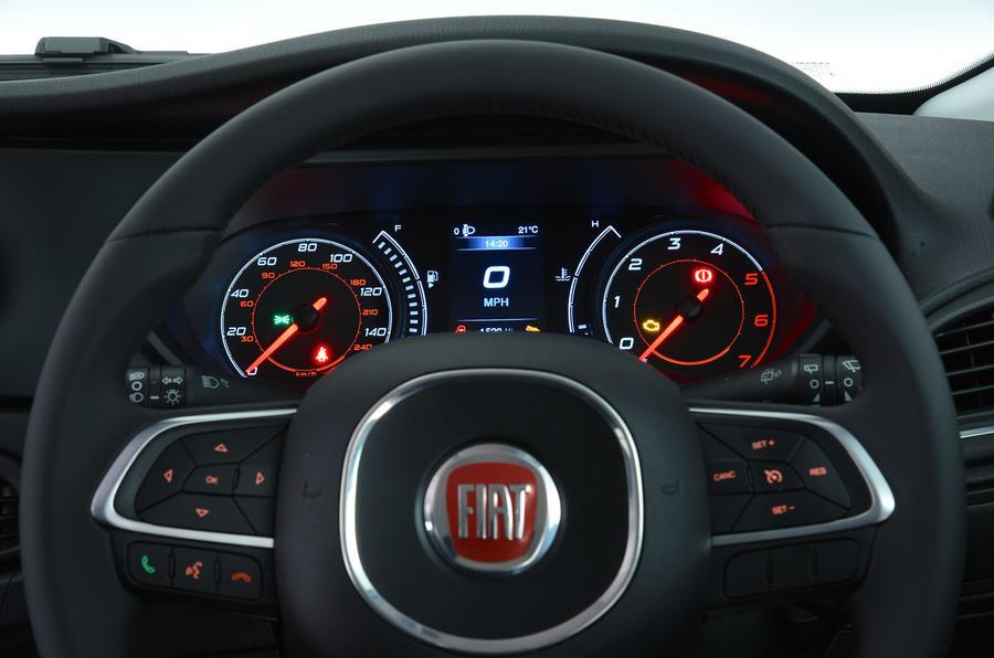 Fiat Tipo 356 2015 - now Hatchback 5 door #8
