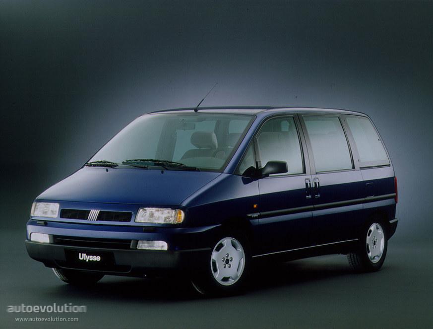 Fiat Ulysse I 1994 - 1998 Compact MPV #8