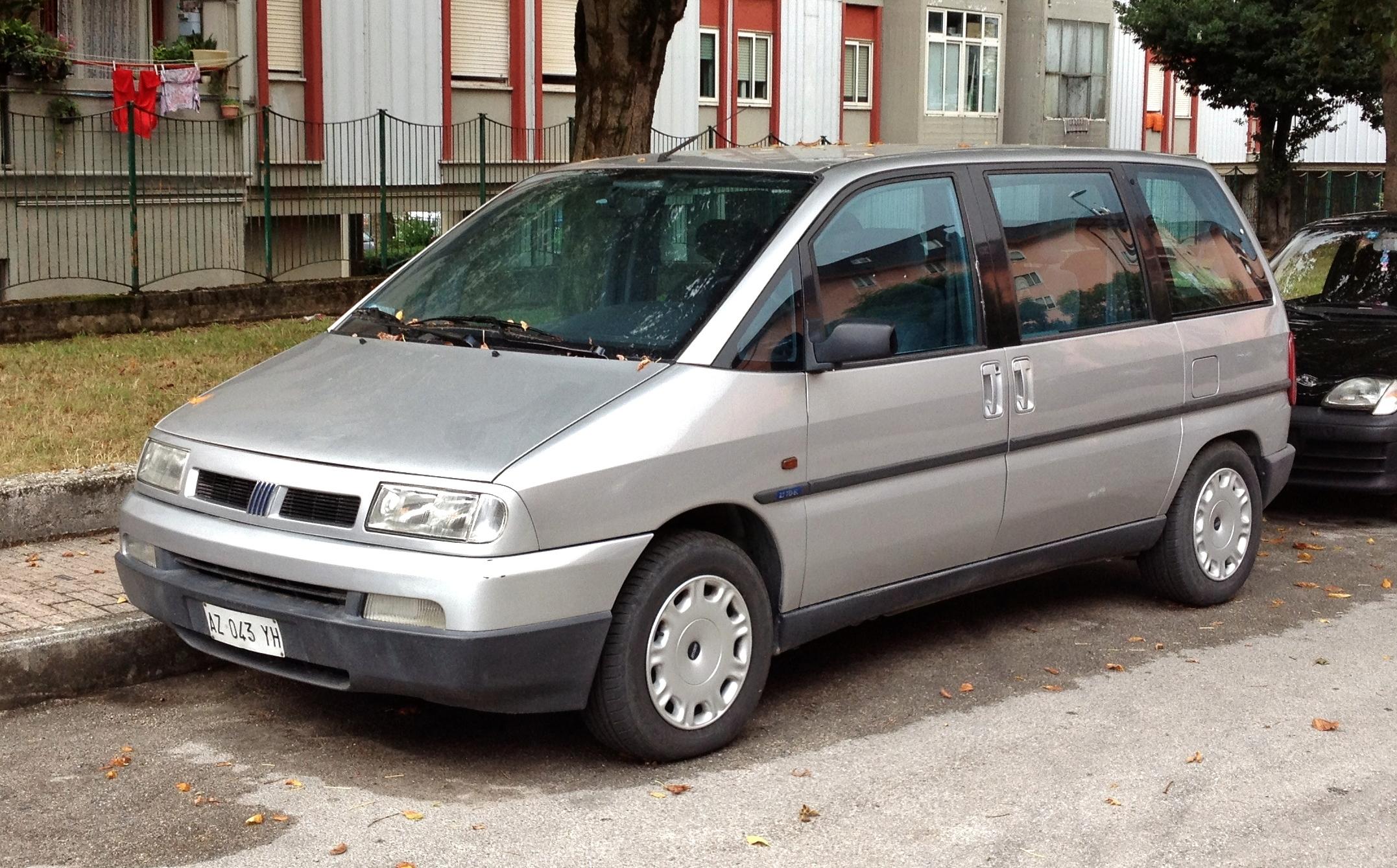 Fiat Ulysse I 1994 - 1998 Compact MPV #6
