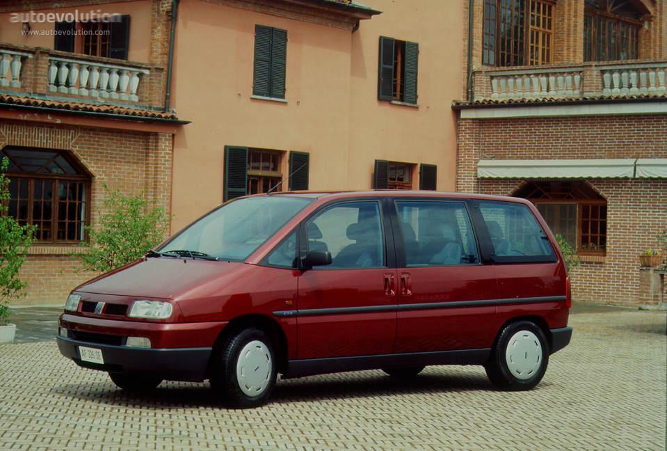 Fiat Ulysse I 1994 - 1998 Compact MPV #4