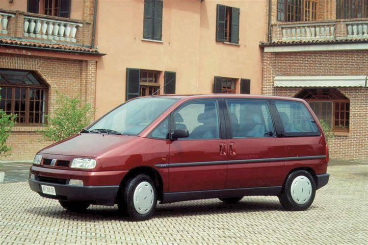 Fiat Ulysse I 1994 - 1998 Compact MPV #7