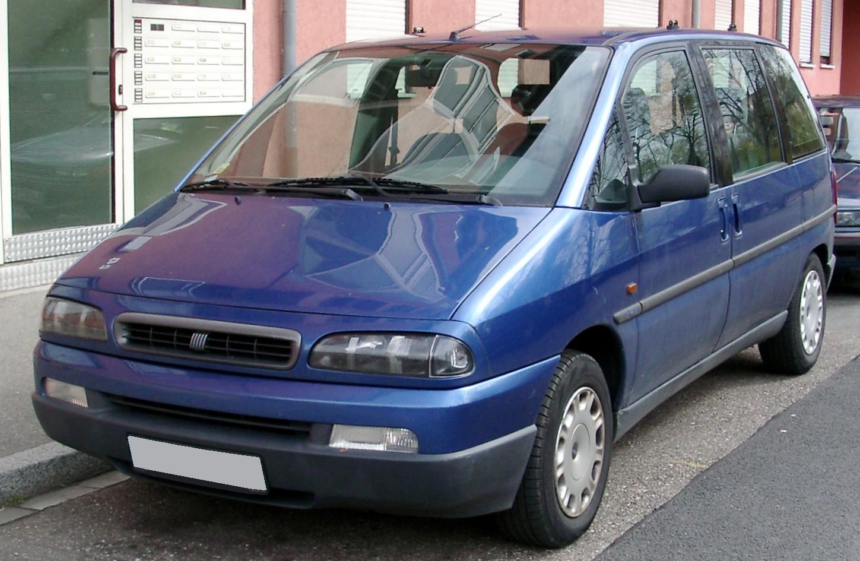 Fiat Ulysse I 1994 - 1998 Compact MPV #5