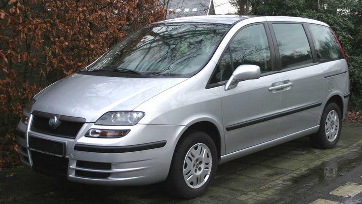 Fiat Ulysse I 1994 - 1998 Compact MPV #1