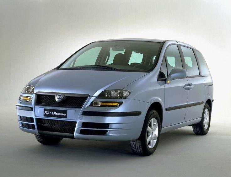 Fiat Ulysse II 2002 - 2010 Compact MPV #6
