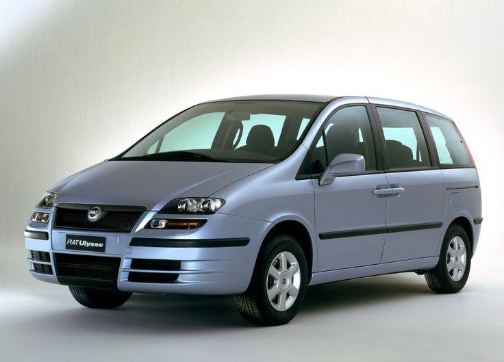 Fiat Ulysse II 2002 - 2010 Compact MPV #8