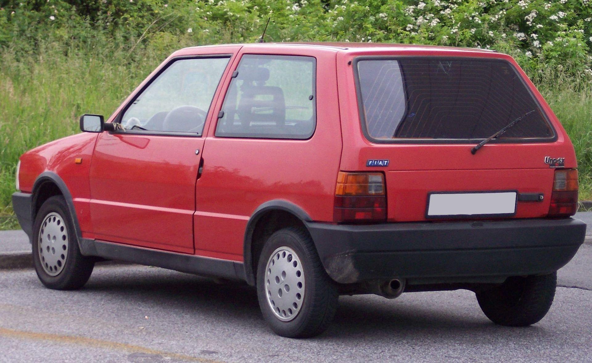Fiat Uno I 1983 - 1989 Hatchback 3 door #3