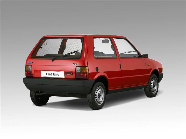 Fiat Uno I 1983 - 1989 Hatchback 3 door #1