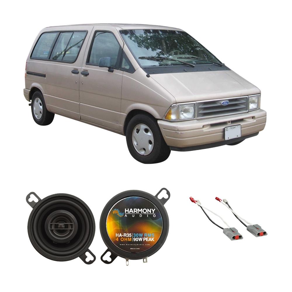 Ford Aerostar 1986 - 1997 Minivan #3