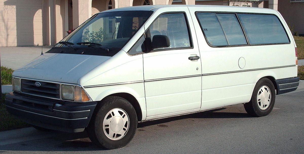 Ford Aerostar 1986 - 1997 Minivan #8