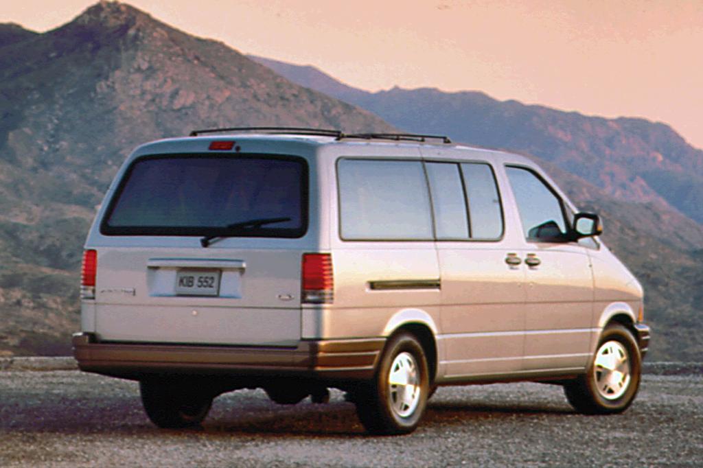 Ford Aerostar 1986 - 1997 Minivan #4
