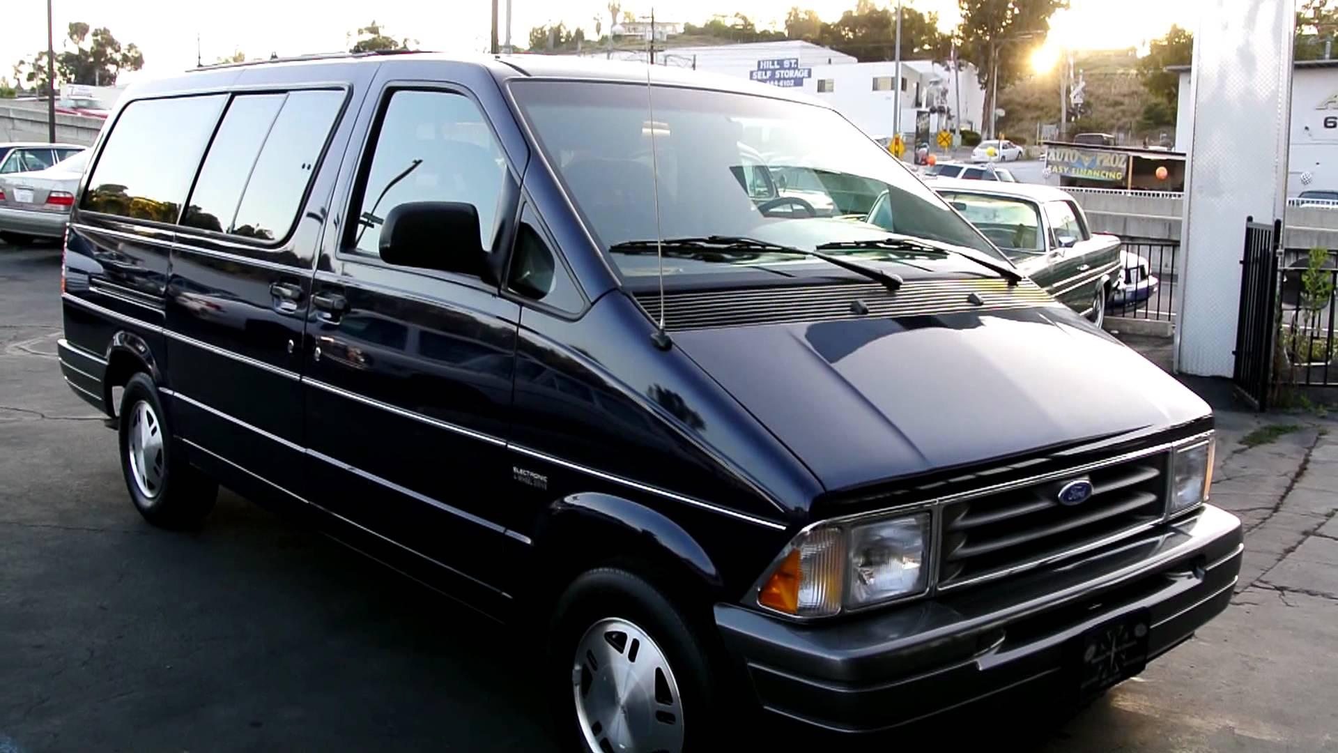 Ford Aerostar 1986 - 1997 Minivan #6