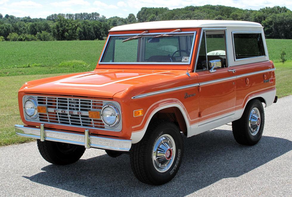 Ford Bronco I 1966 - 1977 SUV 3 door #2