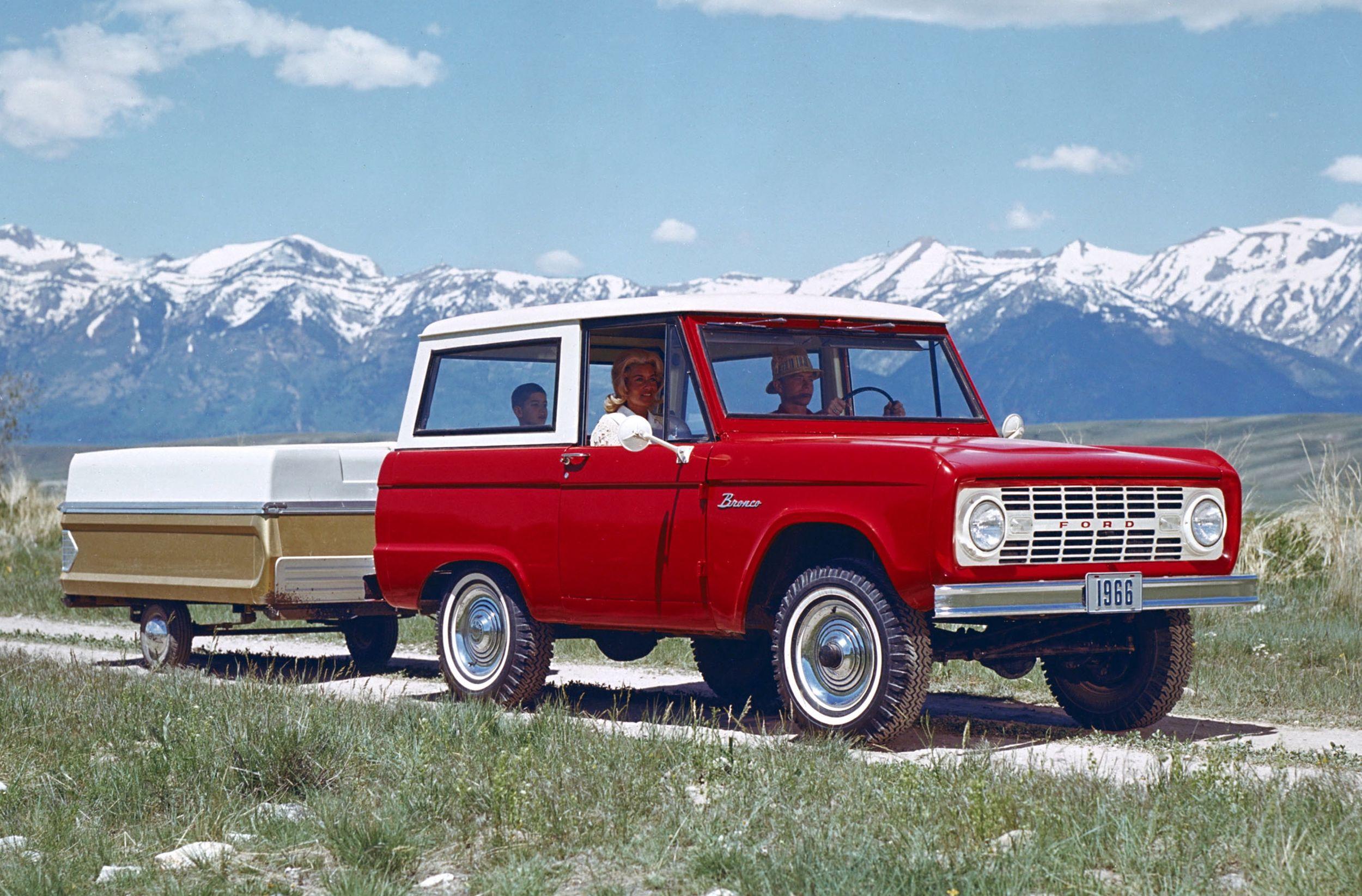 Ford Bronco I 1966 - 1977 SUV 3 door #3