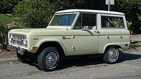 Ford Bronco I 1966 - 1977 SUV 3 door #8