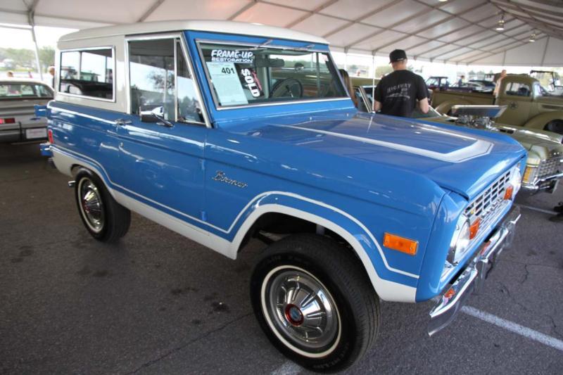 Ford Bronco I 1966 - 1977 SUV 3 door #6