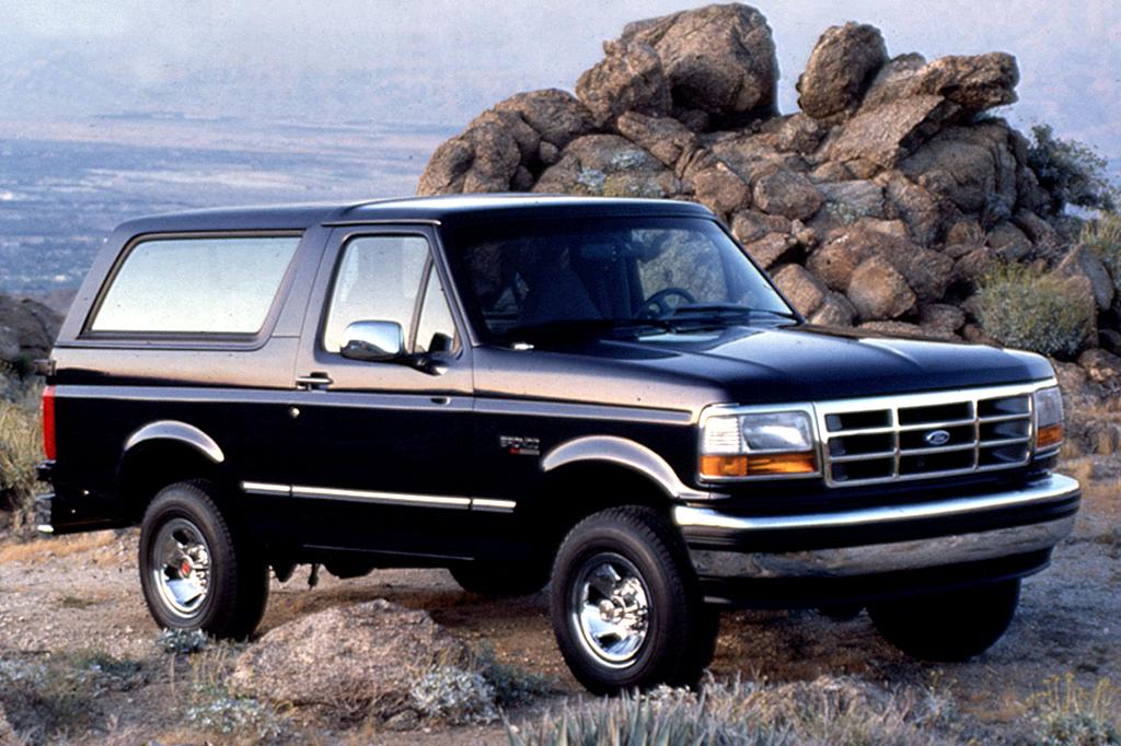 Ford Bronco V 1992 - 1996 SUV 3 door #1