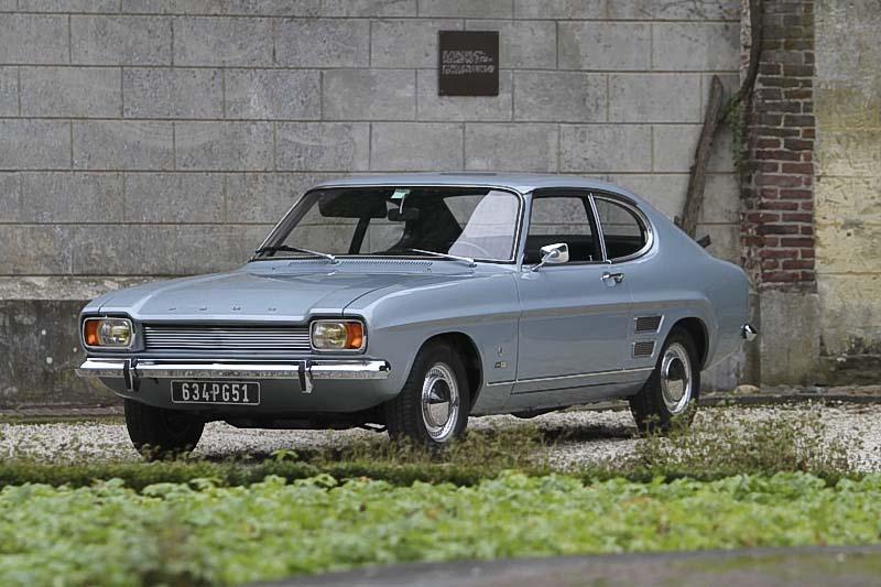 Ford Capri I 1969 - 1974 Coupe #2