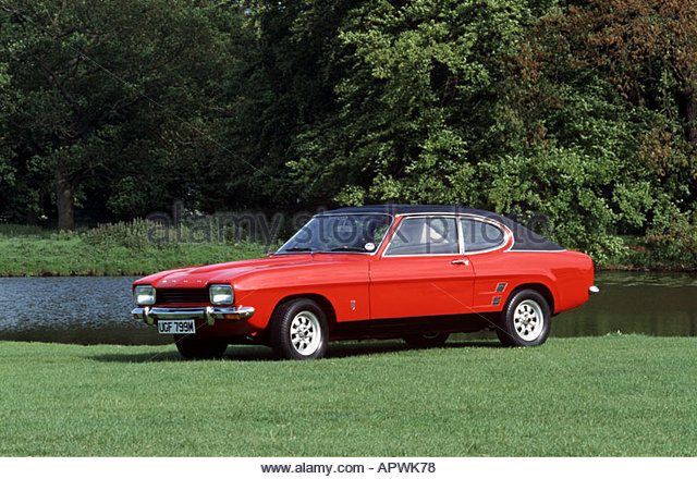 Ford Capri I 1969 - 1974 Coupe #4