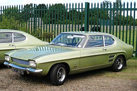 Ford Capri I 1969 - 1974 Coupe #7