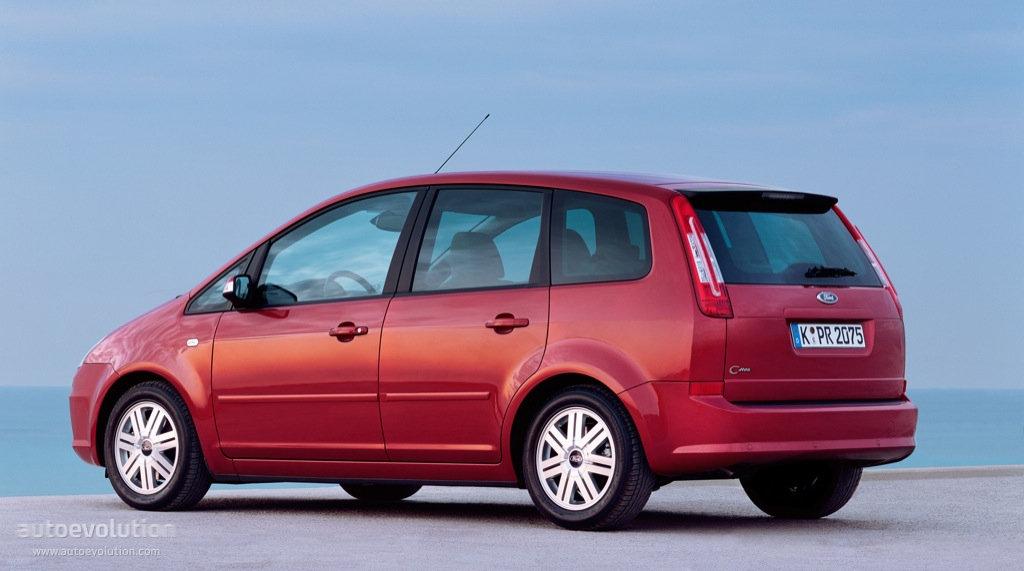 Ford C-MAX I 2003 - 2007 Compact MPV #6