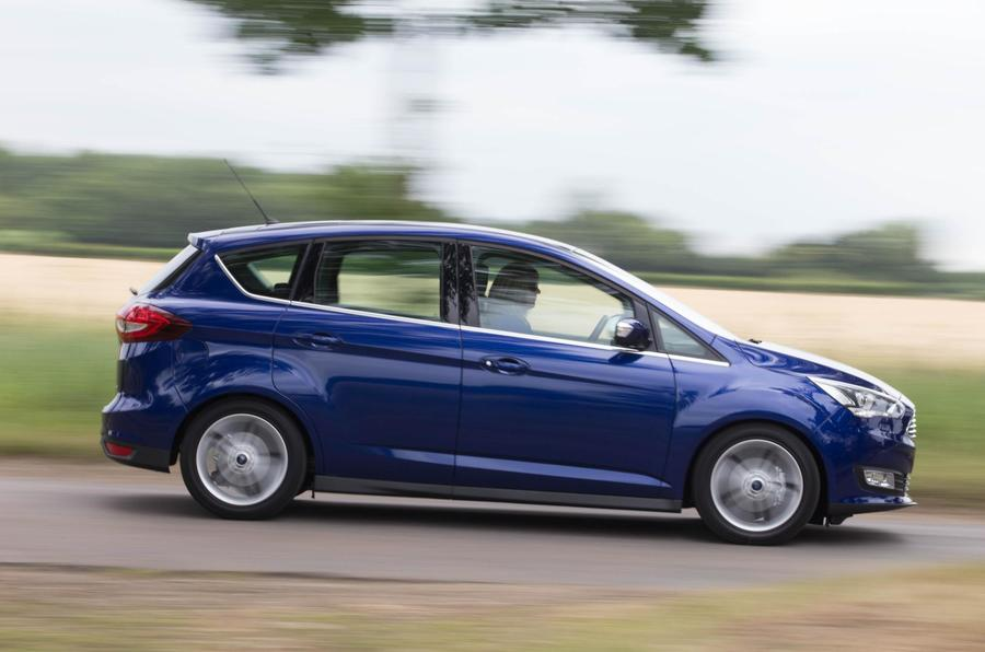 Ford C-MAX II Restyling 2015 - now Compact MPV #8
