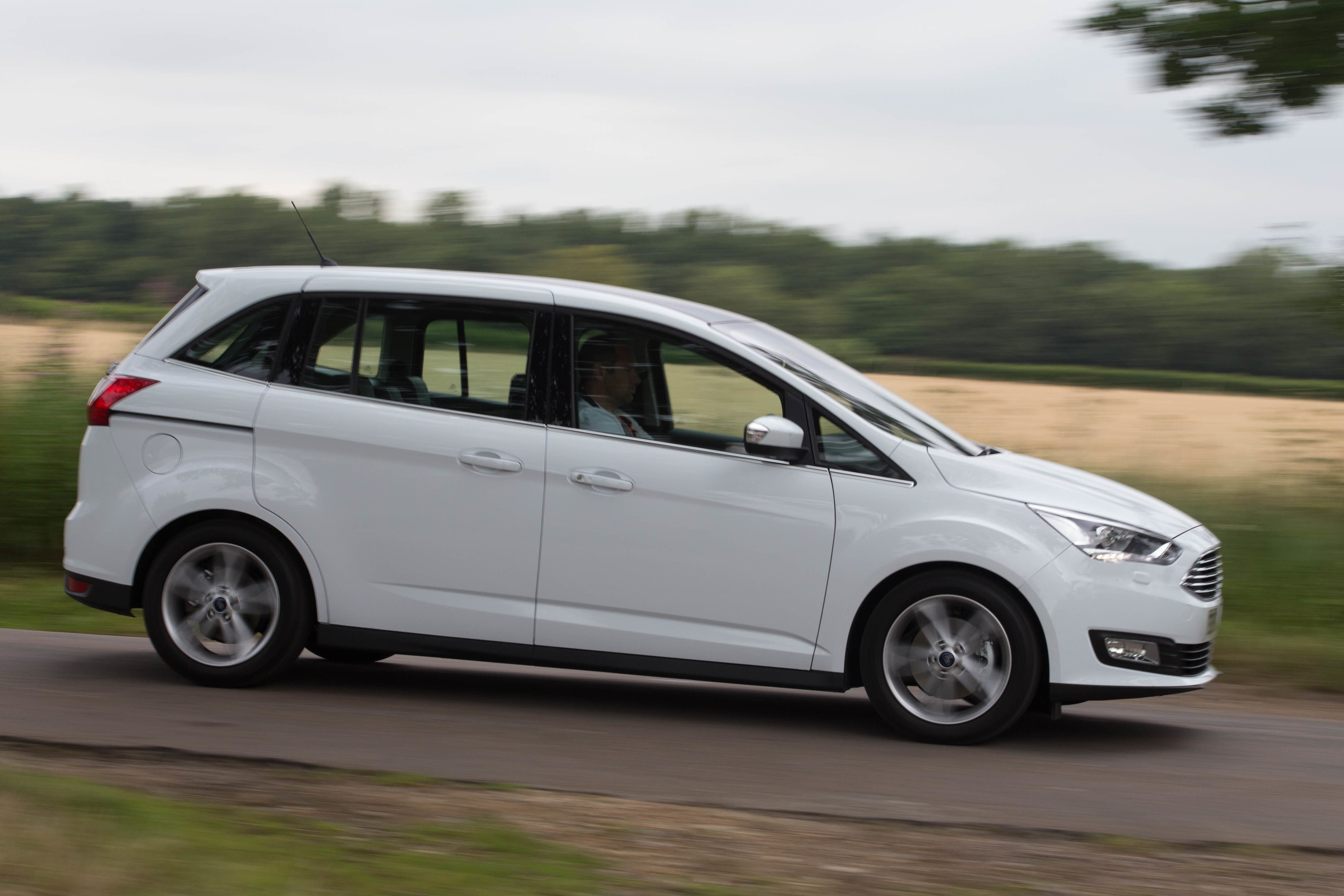 Ford C-MAX II Restyling 2015 - now Compact MPV #1