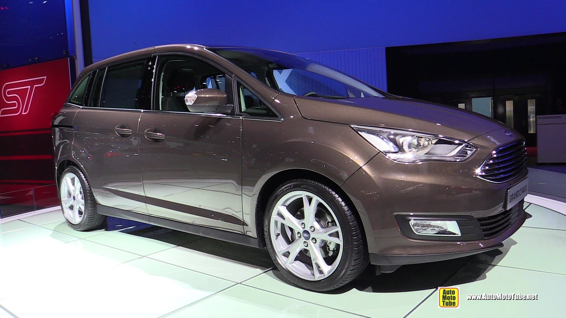 Ford C-MAX II Restyling 2015 - now Compact MPV #3
